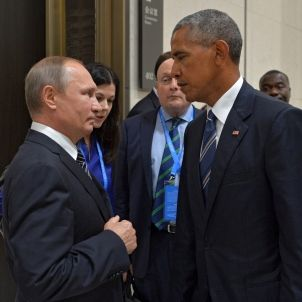 Obama Putin efe