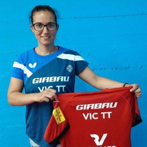 Gabriella Feher, nova jugadora del Girbau Vic TT