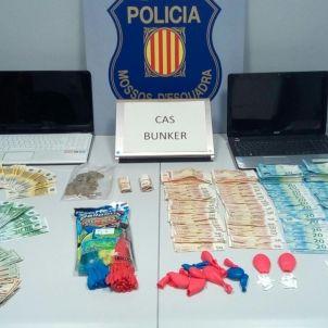 globus cocaina mossos