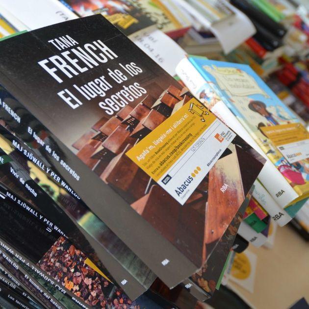 Llibres per bookcrossing
