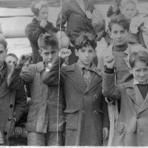 nens exili republica - Wikimedia (Cedida per Olga Teresa Brocca Smith)