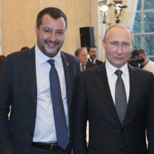 salvini putin di maio (presidència del consell de ministres d'Itàlia)