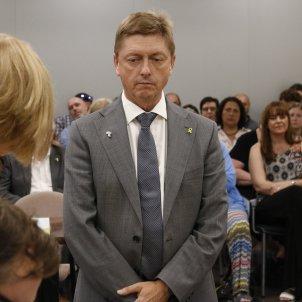 Salvador Balliu president Consell Comarcal La Selva - ACN