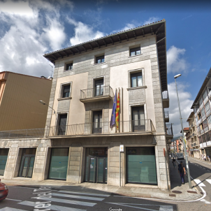 consell comarcal ripolles - google street view