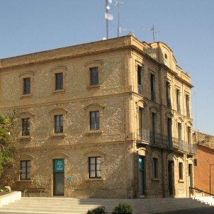 Ajuntament Calafell   Wikimedia COmmons