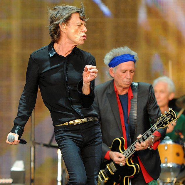 mick jagger keith richards rolling stones gtres