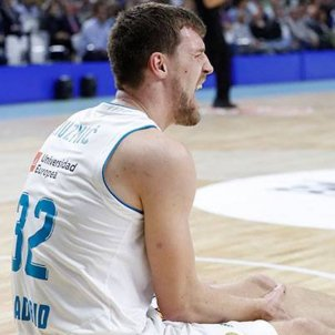 Ognjen Kuzmic Foto Real Madrid