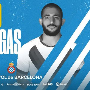 Matías Vargas RCD Espanyol