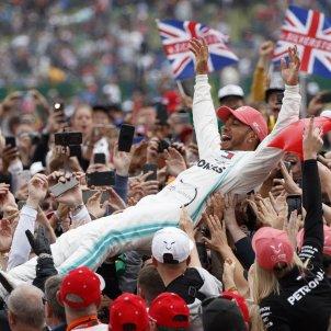 Lewis Hamilton Fórmula 1 EFE