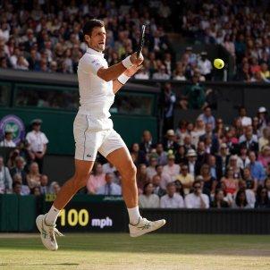 Djokovic Final Wimbledon Federer EFE
