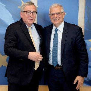 Josep Borrell i Juncker   ACN