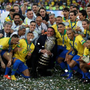 Jair Bolsonaro Brasil Copa Amèrica EFE
