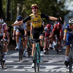Wout Van Aert Tour França EFE