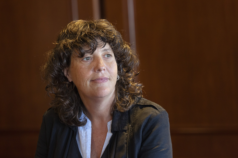 Teresa Jorda Consellera Agricultura - Sergi Alcàzar