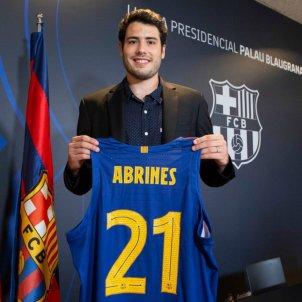 Abrines Barca @FCBbasket