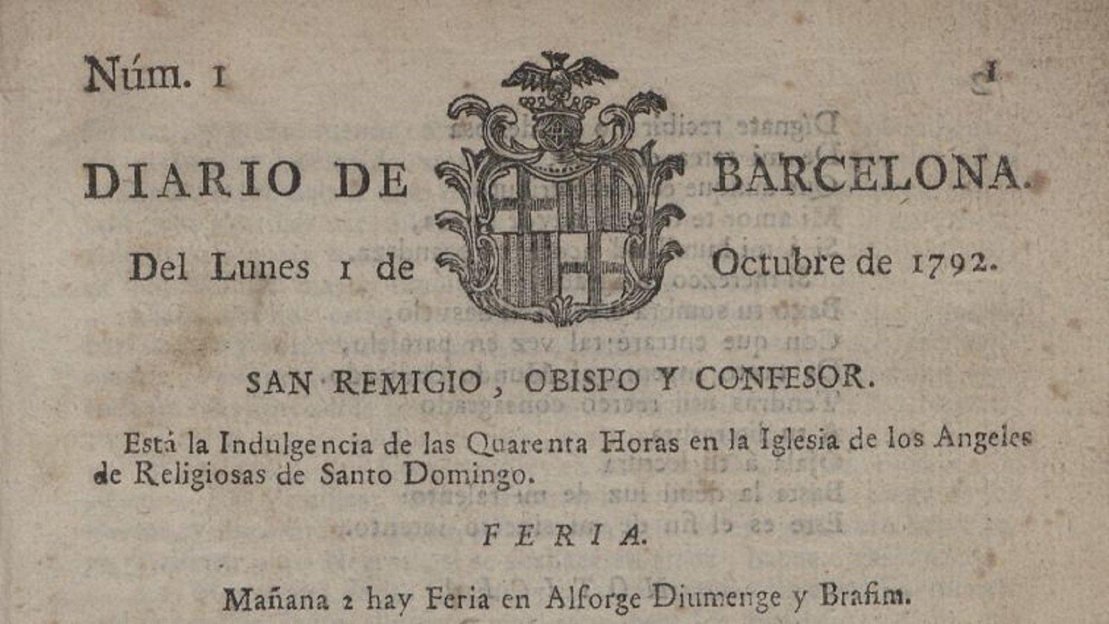 Diari Barcelona - Ajuntament de Barcelona