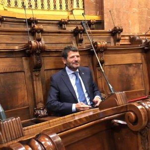 Albert Batlle ple ajuntament Barcelona   Marina Fernández