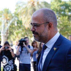Miquel Buch declara TSJC   Sergi Alcàzar
