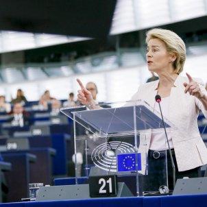 Ursula von der Leyen comissió europea