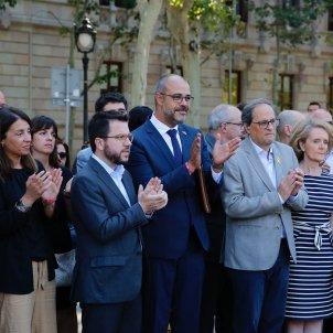 Miquel Buch declara al TSJC - Sergi Alcàzar