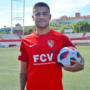 Kilian Villaverde Foto Terrassa FC