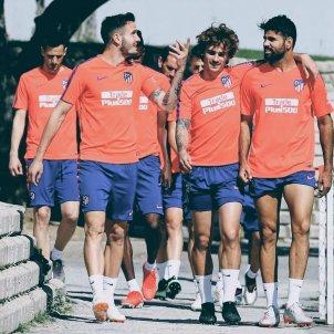 Griezmann Diego Costa Atletic @antogriezmann