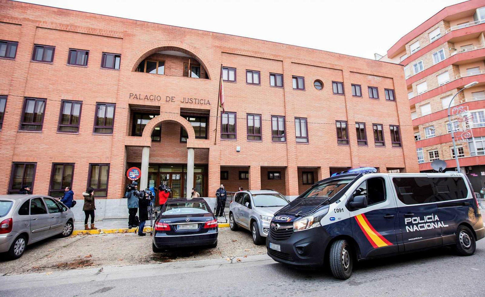 Palacio Justicia Arandina RTVE