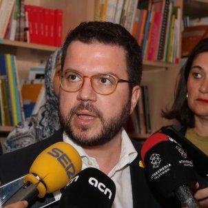 Pere Aragonès - ACN