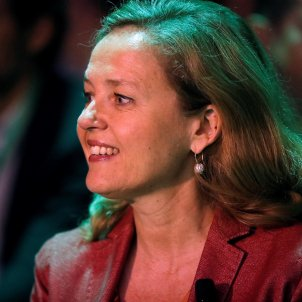 Nadia Calviño   EFE