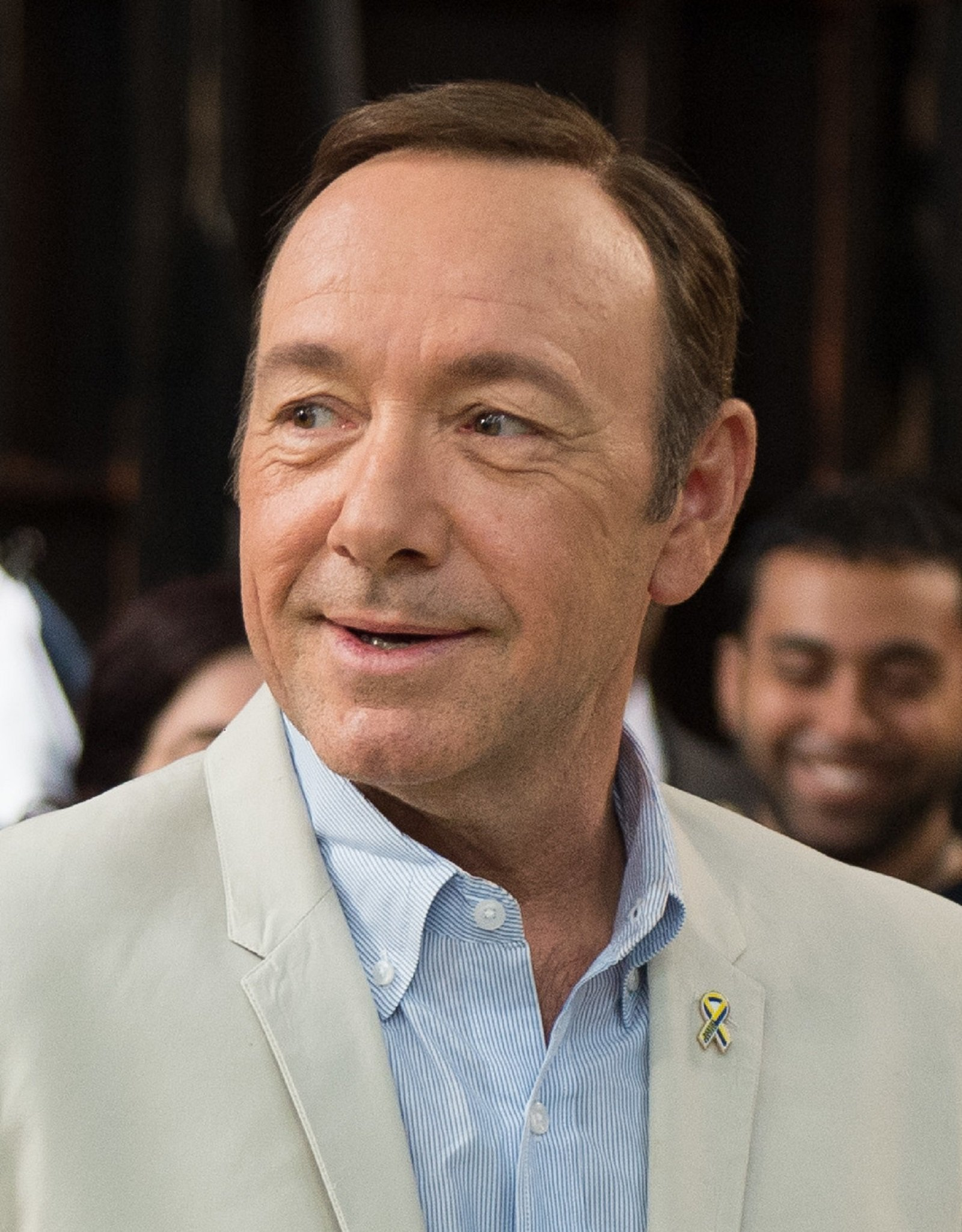 Kevin Spacey   Wikimedia Commons Maryland GovPics