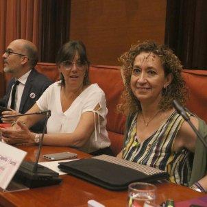 Ester Capella comissió justícia parlament / ACN