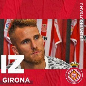 Samu Saiz Girona FC