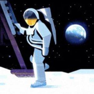 doodle aniversari Lluna EN