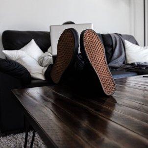Zapatos cómodos Unsplash