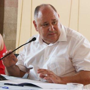 Francesc Colomé president consell comarcal Valles Oriental - ACN