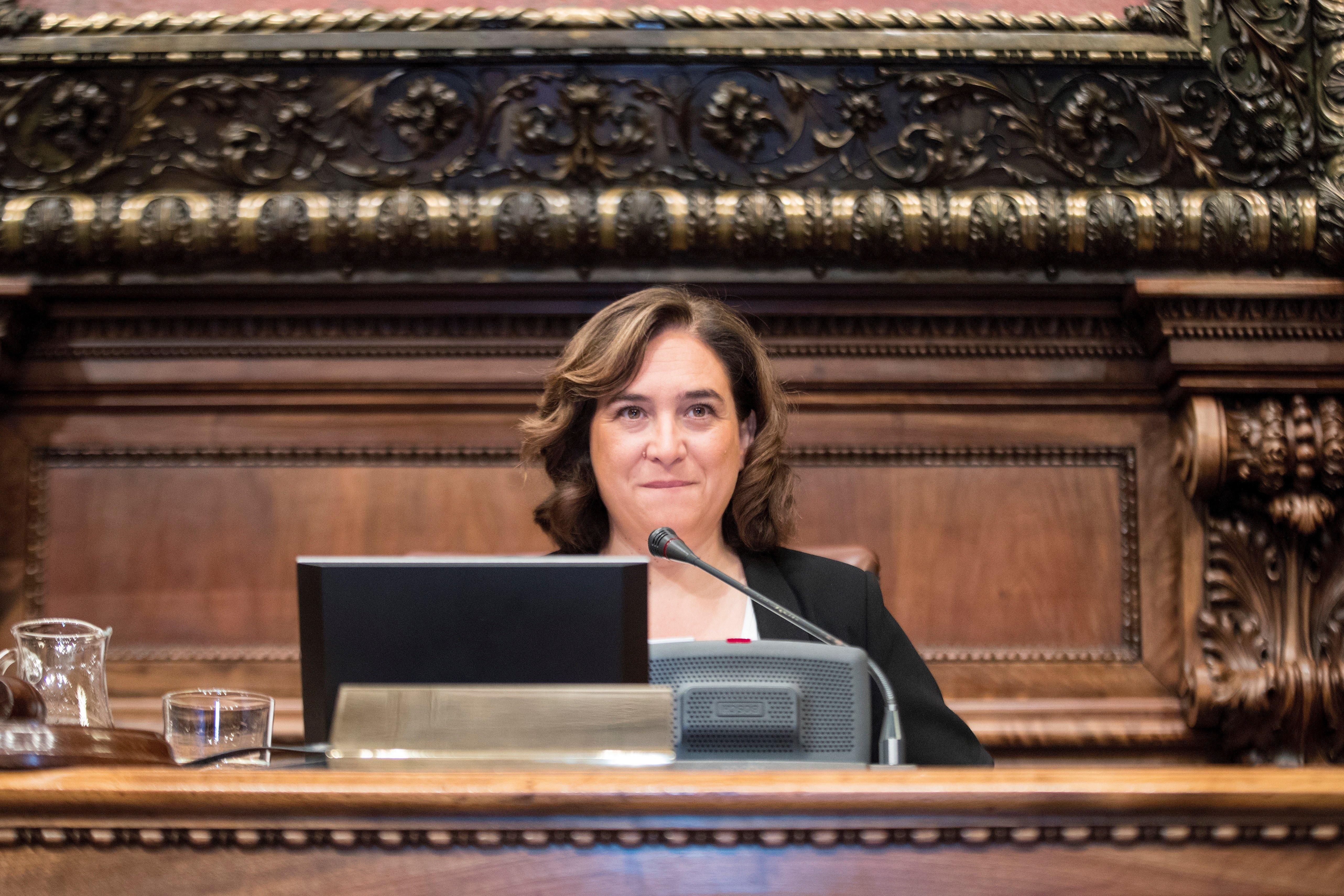 Ada Colau juliol 2019 EFE