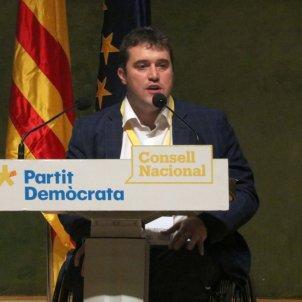 Consell nacional PDeCAT DAvid Bonvehó - ACN