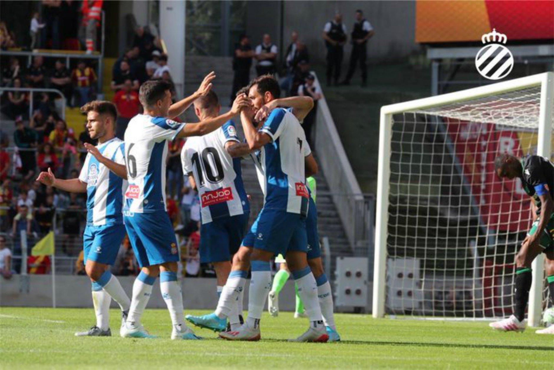 Borja Iglesias Melendo Darder Espanyol pretemporada RCD Espanyol
