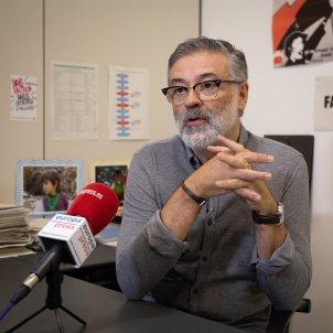 EuropaPress 2281546 Entrevista De Europa Press A Carles Riera (Cup)