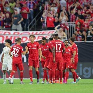 Bayern Munich Reial Madrid pretemporada EFE