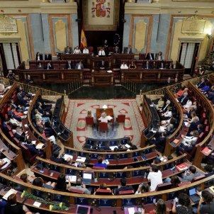 hemicicle Congres Diputats debat investidura EFE