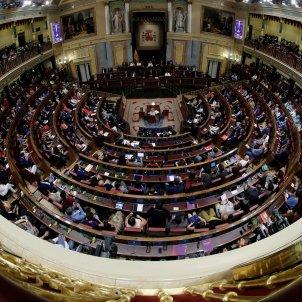 hemicicle Congres dels Diputats debat investidura EFE