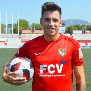 Jaume Pascual Foto Terrassa FC