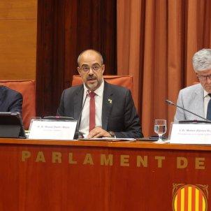 Conseller Buch comissió Interior / Parlament