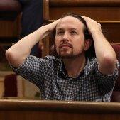 Pablo Iglesias Podemos investidura - Efe