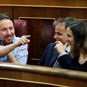 Iglesias Congreso EFE