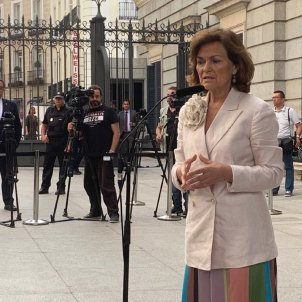 Carmen Calvo Congreso Marta Lasalas