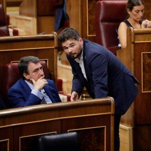 Rufián i Esteban Congreso EFE