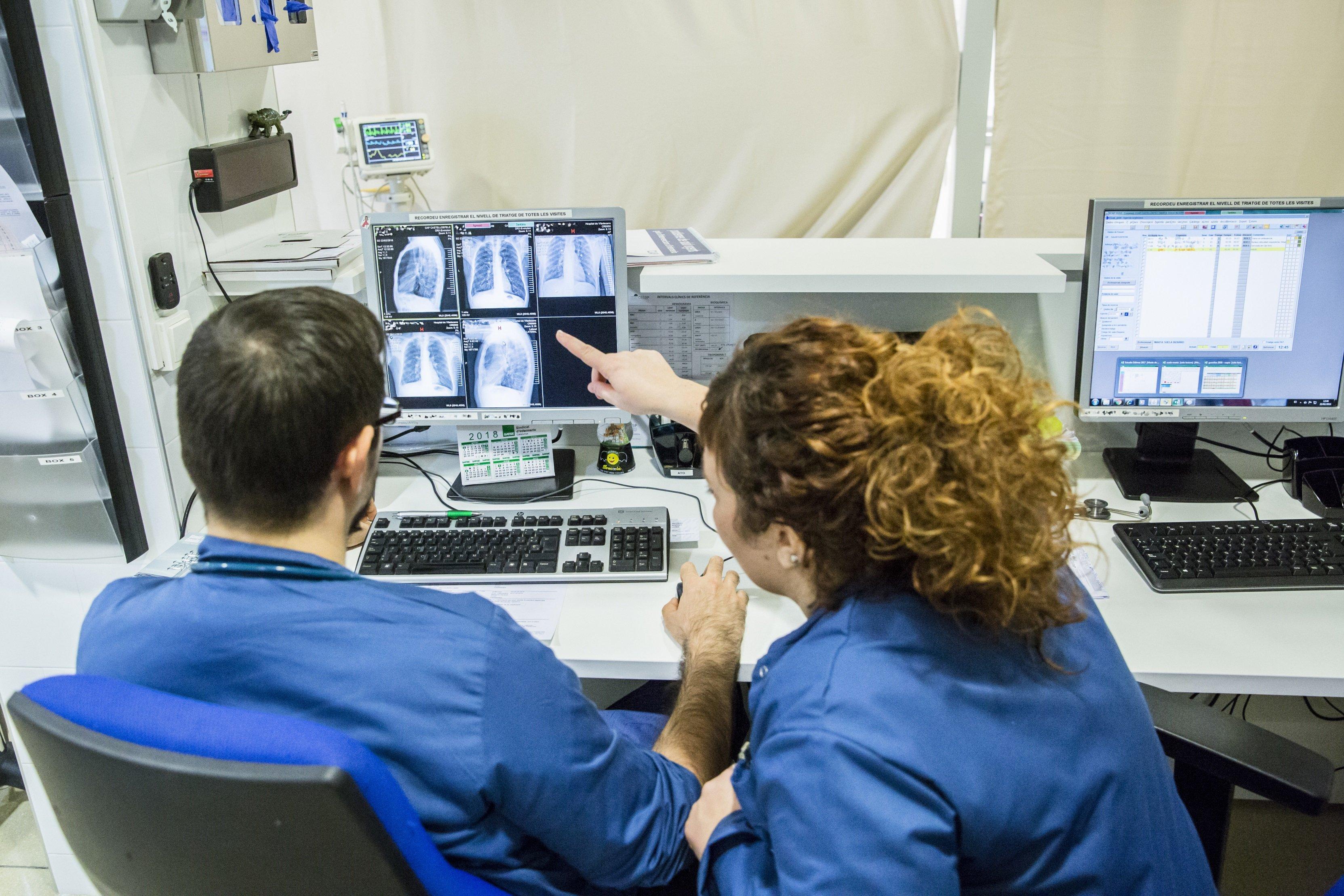 banc imatges infermeres