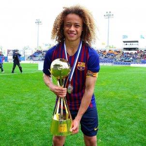 Xavi Simons Barça @xavisimons